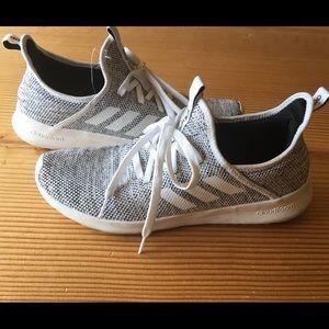 Adidas light weight running shoes